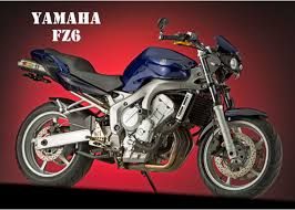project recycle yamaha fz6 cycle world enlarge