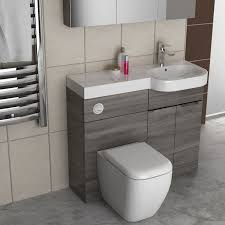 Cozy Inspiration Bathroom Toilet And Sink Units 1000 Grey Combination Unit  With Park Royal Back To Wall