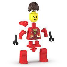 Kai Lego Ninjago 3D-Modell $49 - .max .obj .ma .c4d - Free3D