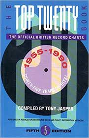 Top 20 Official Chart The Top Twenty Book The Official British Record Charts 1955