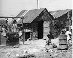 conclusion conclusion shack in west side slums of san antonio during the great depression