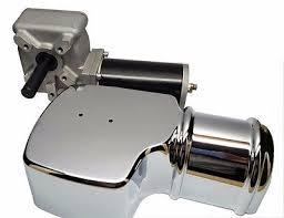 t enforcer 90 1 dump truck tarp motor chrome cover • 346 88 dump truck roll tarp replacement motor 12v 900 watts 90 1 40 rpm