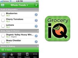 Smarter, More Organized Shopping Lists: Grocery Iq App | Kitchn