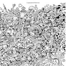 Small Picture Animorphia An Extreme Coloring and Search Challenge Kerby