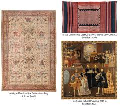 february 25 2018 winter estates international textile arts antique oriental rugs fine folk asian ancient ethnographic art antiques