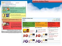 Asthma Zone Chart Asthma Action Plan Presented By Ruthann Begay Goradia Msn
