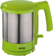 Cloer 4717 – 4 su ısıtıcısı Yeşil: Amazon.com.tr