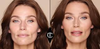 how to use the new glowing pretty skin palette