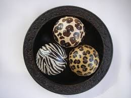 Leopard Decorative Balls