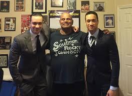 Canadian Rocky 'Soul Man' Johnson, father of Dwayne 'The ...