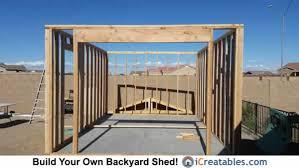 garage door header construction