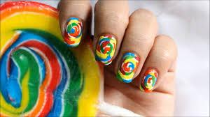 Candy Nails! Kids Nail Art Designs - Easy Nail Art Tutorial ...
