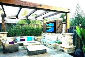 patio wall lighting ideas screened in porch covered deck fixtures list idea finished design concepts screen porch