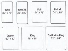 bed sizes chart comparison.  Comparison Awesome Mattress Sizes Chart And California King Beds  Size Comparison On Bed