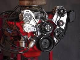 complete big block chevy serpentine systems type 7861 cs130 alternator for 1990 1995 chevy truck reverse rotation water pump belt