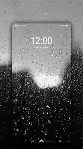 🌧️ Rain Live Wallpaper Free for Android ...