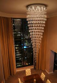 et2 contemporary lighting 35 1 2 cascada 22 light chandelier in polished