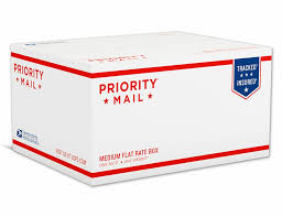 usps flate rate priority mail box