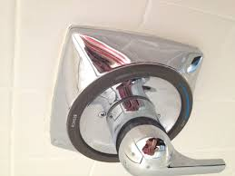 how to remove kohler shower faucet handle