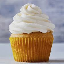light and fluffy vanilla frosting for