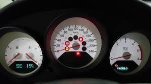 Dodge Caliber Dash Warning Lights 07 Dodge Caliber Dash Lights Blog Cart Nost3 Org
