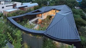 cutout house design surrounding central courtyard 1 thumb 630x355 30247 cutout roof design