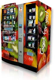 Healthy Snacks For Vending Machines Unique Healthy Vending Machine Vending Machine Goodies Pinterest