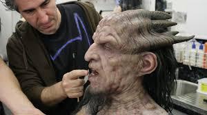 i frankenstein makeup effects monsters prosthetics