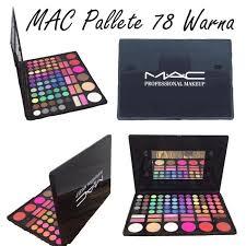 make up mac pallete 78 colour