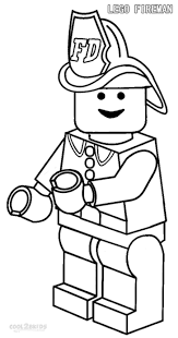 Small Picture Firefighter Coloring Page Clip Art Fireman Pages For Preschoolers