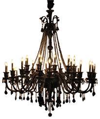 celeste extra large glass drop crystal chandelier black x superb black crystal chandelier