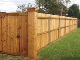 fence construction. cedar fence construction is just one of the many types fences that proline can construct for you if are looking a qualified team builders