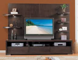 Small Picture Modern wall tv unit design Pinteres
