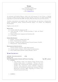 Banker Resume Format Resume Cv Cover Letter