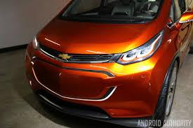 gm new car releasesA look into the future the allnew Chevrolet Bolt