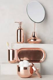 M And S Bathroom Accessories 25 Best Ideas About Copper Bathroom Accessories On Pinterest