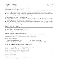 Firefighter Resume Templates Amazing Fire Chief Resume Fire Chief Resume Examples Firefighter Resume