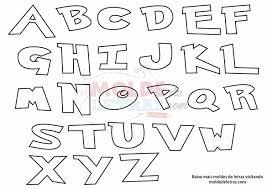 Molde De Letras Pokmon T