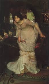enjoying the lady of shalott by alfred tennyson the lady of shalott john william waterhouse 1895