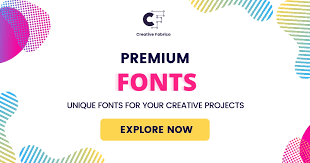 I've seen it in use all over the world! All Fonts Creative Fabrica