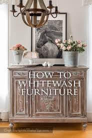 whitewash furniture. WHITEWASH, LIME WAX, PAINT? (Pt 2) Whitewash Furniture E