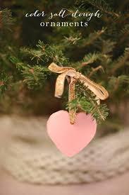 Gingerbreadu201d Salt Dough Ornaments  Brooklyn HomemakerSalt Dough Christmas Gifts
