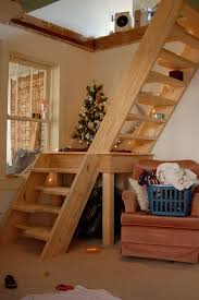 Small Picture Interesting Loft Stairs For Small Spaces 16 For Your Home Decor