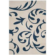 this review is from florida cream blue 6 ft x 9 ft area rug