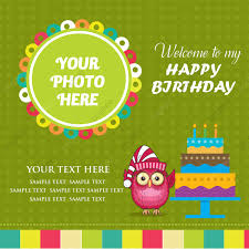 Download Birthday Invitation Card Design Birthday Cute Green Invitation Card Design Green Invitation