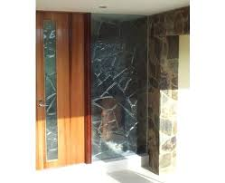 glass panel front door inserts exterior pro