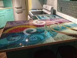 acrylic resin countertops
