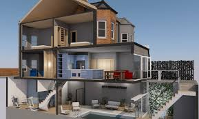 Architectural Design Animation In Blender Architecture Design Balham Clapham Greater London