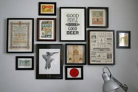 fancy design ideas picture frames on wall home decoration art contentable frame layouts walls a