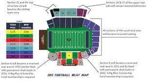 Usu Football Stadium Seating Chart Romney Stadium Seating Chart Related Keywords Suggestions